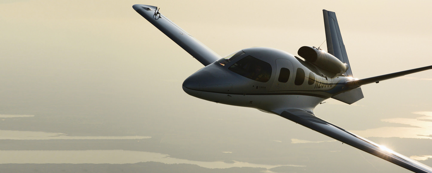 Capabilities | Photo credit: Cirrus Aircraft