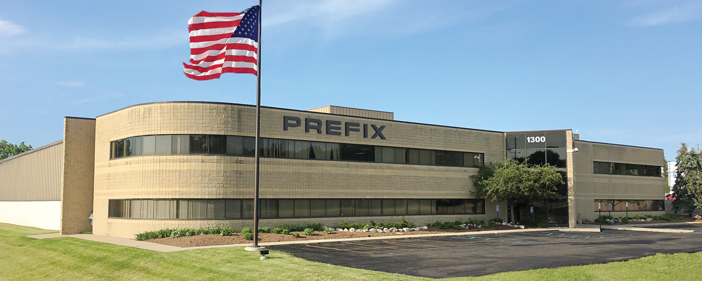The Prefix Corporate Headquarters in Rochester Hills, Michigan